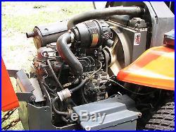 (08)kubota Zd28 Zero Turn 72 Mower
