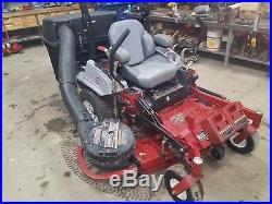 14 Exmark Lazer S-series 52 Zero Turn Mower With Bagger Used