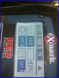 18 Exmark Lazer Z 96 Diesel Zero Turn Mower Demo Unit
