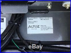 19 Altoz TRX766 66 Demo Track Zero Turn Moewer