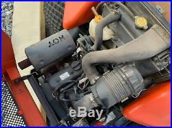 2002 Kubota ZD21 Diesel 60inch Zero Turn Mower 660 Hours