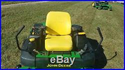 2003 John Deere 757 Z-Trak 60 Commercial Zero Turn Lawn Mower Tractor ZT Hydro