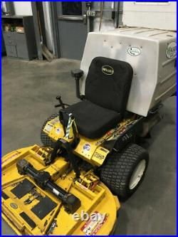 2004 Walker MTGHS 48 Zero Turn Mower Used condition
