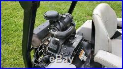 2006 Exmark Lazer Z 60 Commercial Zero Turn Lawn Mower Rider 27hp Kohler Engine