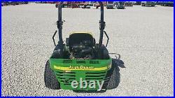 2006 John Deere 757 ZTrak Gas Zero Turn Rotary Mower 7 Iron Commercial 60 Deck