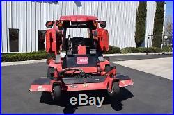 2006 Toro Groundsmaster 580-D 4WD 16' WAM Mower