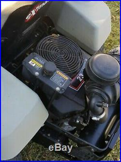 2007 Exmark zero turn mower 23hp 56