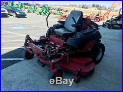 2007 Ferris Is5100z 72 Deck Zero Turn Cat Diesel 33 HP Suspension 1766 Hours