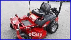 2008 Ferris IS1500Z 52 deck zero turn mower 25 hp Kawasaki