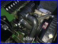 2008 John Deere 997 Commercial Zero Turn Mower. 72 Deck. Yanmar Diesel