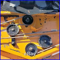 2008 Woods FZ25D Diesel Rotary Mower 1642 Hours 61 Deck