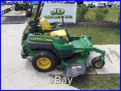 2010 John Deere Z920a 54 Deck Commercial Zero-turn Mower Na # 164290