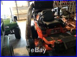 2010 Kubota ZD326 Diesel 60 Zero Turn Mower