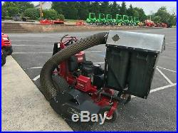 2010 Toro Grandstand 52 Kawasaki Stander With Protero Bagger 699 Hrs Clean