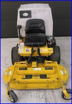 2010 Walker MT mower