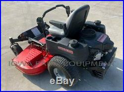 2010 Zero Turn Lawn Mower, Gravely 60 ZT60HD with 26HP Kawasaki FR730