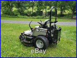 2011 Dixie Chopper 2760HP 60 Commercial Hydro Zero Turn Lawn Mower 27hp Engine