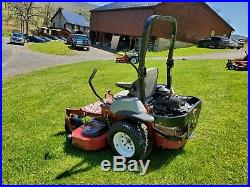 2011 Exmark Lazer Z X-Series 60 Commercial Zero Turn Lawn Mower Rider 27hp