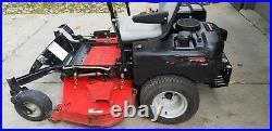2011 Gravely zero turn mower ZT52HD