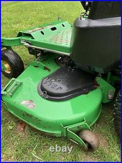 2011 John Deere 997 72 Deck Zero Turn Lawn Mower