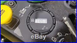 2011 John Deere Z710A Z-Trak Commercial Zero Turn Lawn Mower Tractor ZT Hydro 54