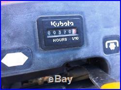 2011 KUBOTA G227 COMMERCIAL ZERO TURN 27 hp 54 DECK HYDRAULIC LIFT NICE 371 HRS
