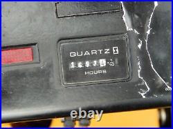 2012 Hustler Super Z HYPERDRIVE (60) Zero Turn Mower (1700 Hours)