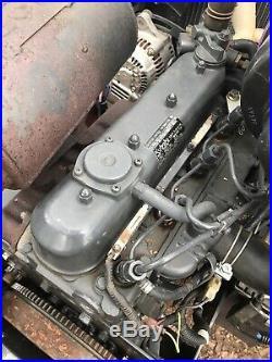 2012 Kubota ZD-331 Diesel Zero Turn Mower With V1505 4 Cylinder
