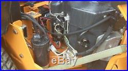 2012 Scag Cheetah 61 Commercial Zero Turn Lawn Mower Rider 31hp Kawasaki Engine