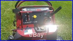2012 Toro 52 Grand Stand On Commercial Hydro Zero Turn Lawn Mower Kawasaki 23hp