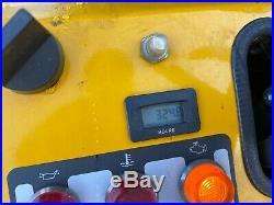 2012 Walker Mower Super Bee Zero Turn 60 Deck 29 HP Efi Kohler 325 Hrs Clean
