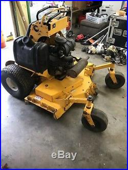 2012 Wright Stand On Commercial Lawn Mower 52 Aerocore Deck Exmark Scag 1360hrs