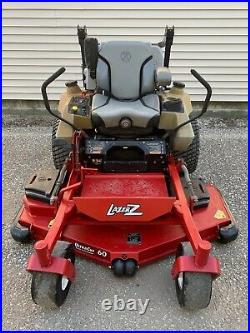 2013 Exmark LZDS902K60RD Diesel Zero Turn Mower 810 Hours 60 Rear Discharge