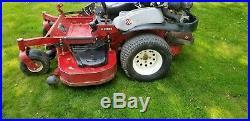 2013 Exmark zero turn mower 60 X-Series