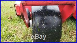 2013 Gravely Pro Stance 52 Cut Commercial Hydro Stander Zero Turn Lawn Mower EFI