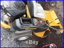 2013 Hustler Raptor 42 deck with mulch kit 21.5 HP Kawasaki used zeroturn mower