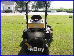 2013 Walker MSBY Mower, 60 Flip-Up Deck, 23.6HP Diesel Engine, METICULOUS