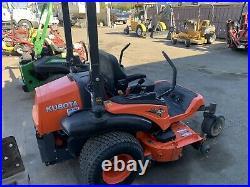 2014 Kubota ZG327 Zero Turn Mower