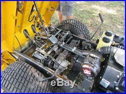 2014 Walker H 27i Zero Turn 52 Rotary Mower rear discharge EFI Kohler Engine