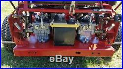2015 Exmark 60 Turf Tracer Commercial Hydro Zero Turn Lawn Mower Kohler Engine