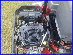 2015 Exmark 72 Lazer Z Commercial Hydro Zero Turn Lawn Mower Kohler 26.5hp EFI
