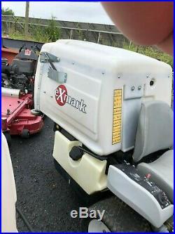 2015 Exmark NVS730AK Lawn Mower
