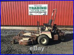 2015 Grasshopper 620 Gas Zero Turn Mower with 52 Deck Only 149Hrs