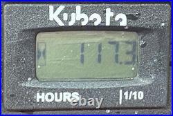 2015 Kubota Zero Turn Mower, 25hp, 54 Mower Deck