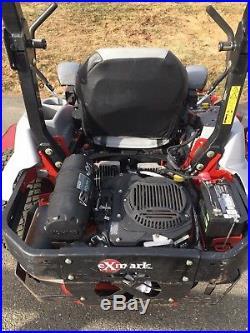 2016 72 Exmark Lazer Zero Turn Rider Commercial Mower