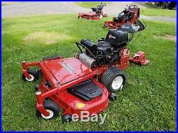2016 Exmark 60 Turf Tracer Commercial Hydro Zero Turn Lawn