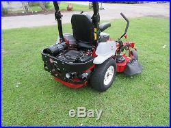 2016 Exmark Laser S Zero Turn 25 hp Kohler EFI 52 Rotary Lawn Mower 519 hrs