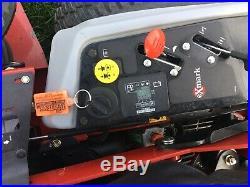 2016 Exmark Lazer X-series 60 Suspension Platform Used Mower