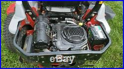 2016 Exmark Lazer Z 72 Commercial Hydro Zero Turn Lawn Mower Kohler EFI Engine