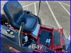 2016 Ferris Is600z Zero Turn Lawn Mower 48 ICD 25 HP Briggs 143 Hrs Clean
